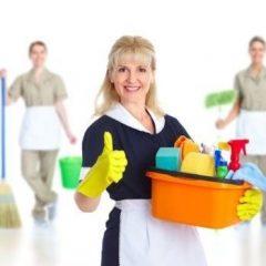 Профессиональный подход к очистке помещений