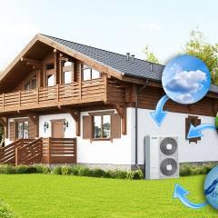 Тепловой насос для отопления вашего дома